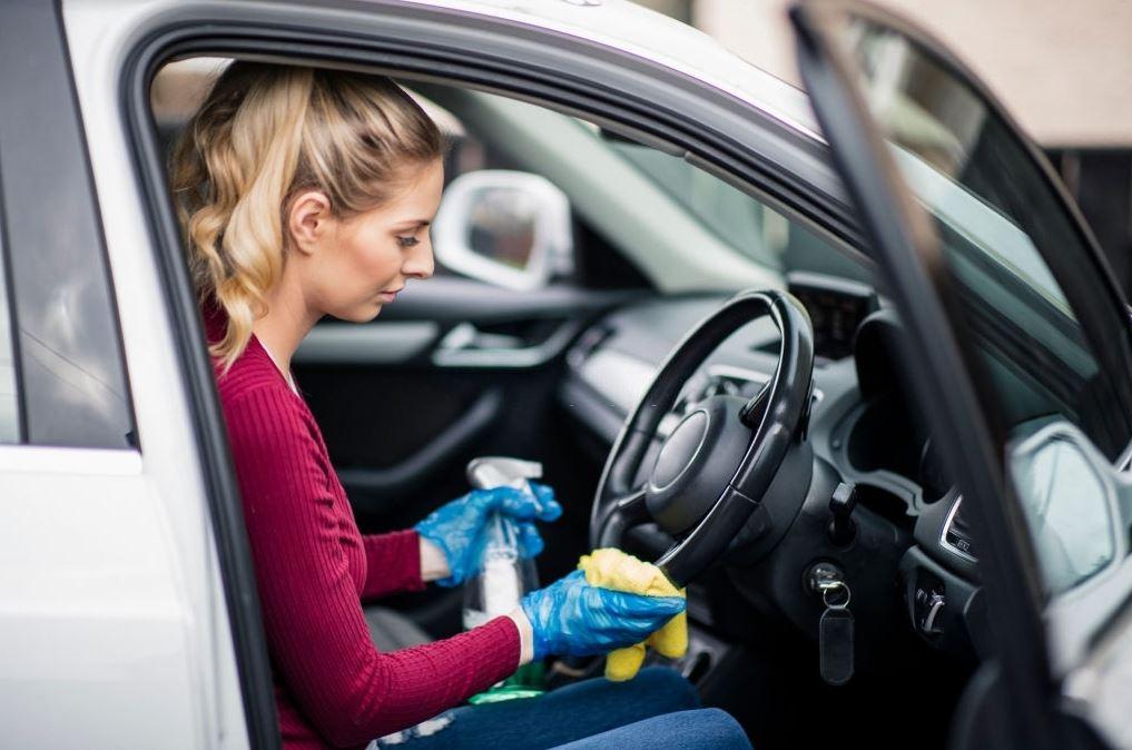 5 trucos para la limpieza de coches impresionantes